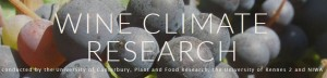 wine climate research
