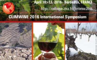 "The upcoming international symposium ""Sustainable grape and wine production in the context of climate change """