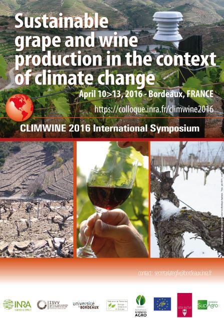 """Simpozionul Internațional """"Viticultura durabilă producţia de vin în contextul schimbării climatice """""""
