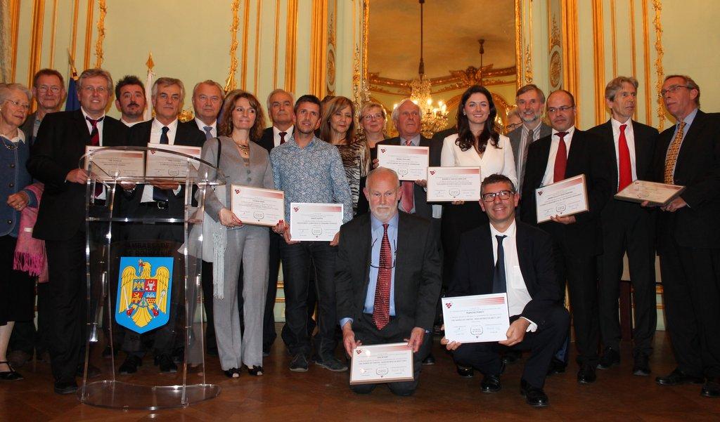 Festivitatea de decernare a Premiilor OIV