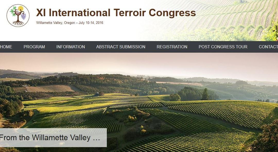 Al XI-lea Congres Internațional Terroir va avea loc la Oregon (Statele Unite ale Americii)