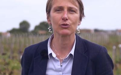 Act for Change 2019. Laure de Rességuier talks about LIFE-ADVICLIM project