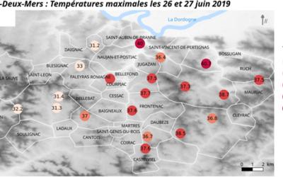 2019 : une année d'extrêmes climatiques