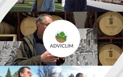 Le projet LIFE-ADVICLIM en vidéos